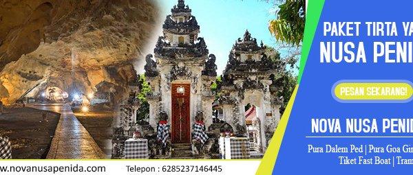 Paket Tirta Yatra di Nusa Penida