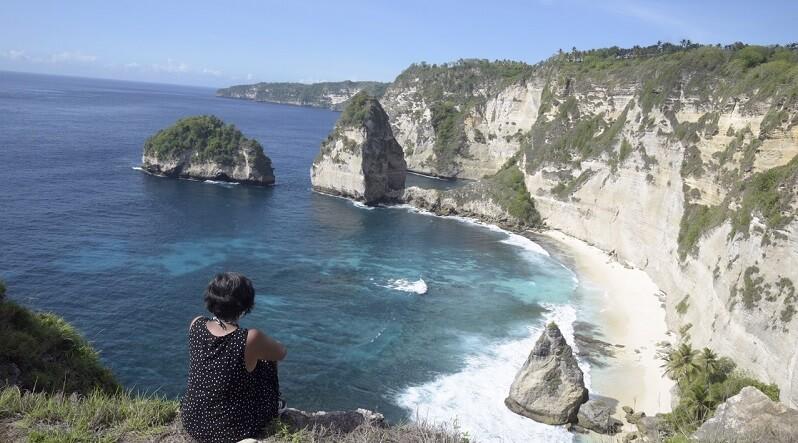 Pantai Atuh Nusa Penida Nova Nusa penida