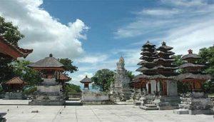 Pura batu Medawu Nusa penida Nova Nusa Penida