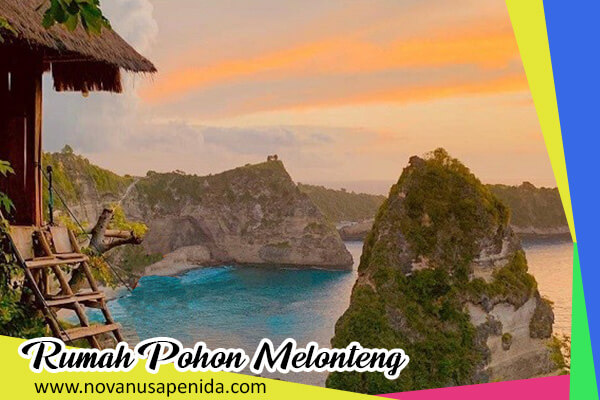 Pulau Seribu Rumah Pohon Molenteng Nusa Penida