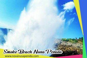 Pantai Andus / Smoke Beach di Nusa Penida
