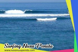 Paket Surfing di Nusa Penida