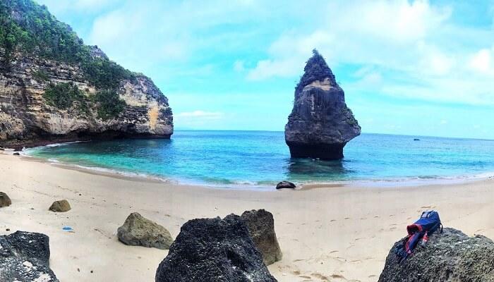 Pantai Suwehan Nusa Penida – Volcom Beach Bali