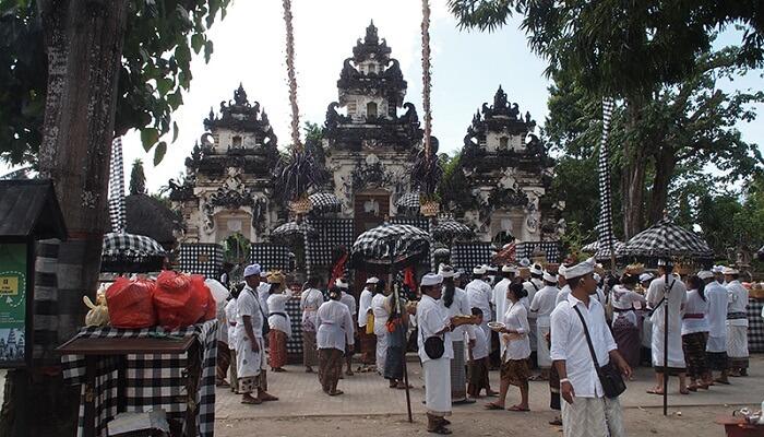 Pura Dalem Ped Nusa Penida Bali