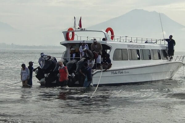 Fast Boat Mola Mola Express Nusa Penida
