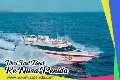Tiket Fast Boat Ke Nusa Penida