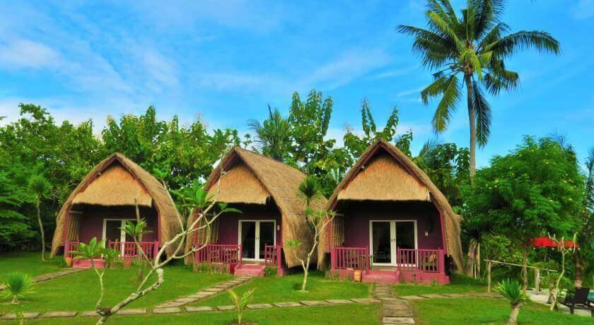 2 Pilihan Penginapan yang murah di Nusa Penida
