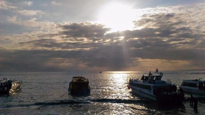 2 Lokasi Pelabuhan di Bali yang menuju ke Nusa Penida