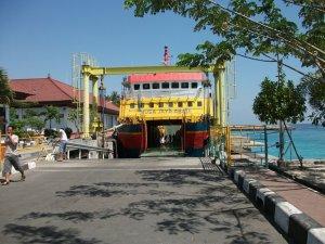 pelabuhan buyuk pulau nusa penida