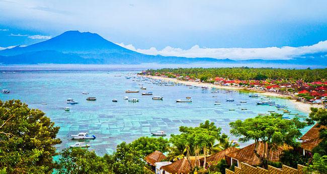 Objek Wisata Menarik Nusa Lembongan 2018