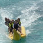 banana boat nusa lembongan