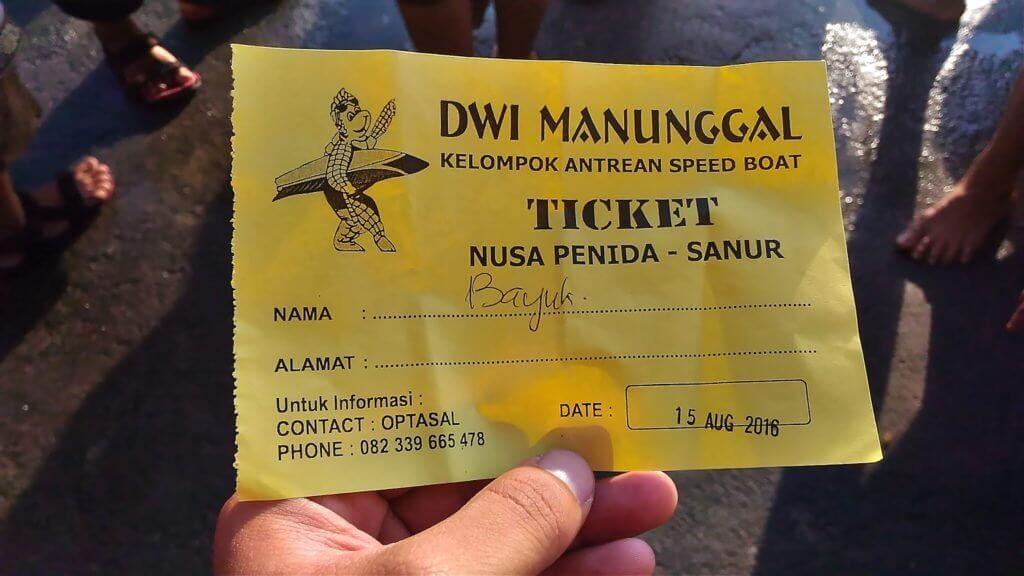 Jadwal Lengkap Fast Boat Ke Nusa Penida