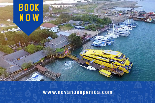 Pelabuhan ke Nusa Penida