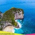 Akhir Tahun di Nusa Penida