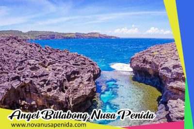 Angel Billabong di Nusa Penida