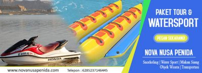 Paket Tour dan Watersport di Nusa Penida