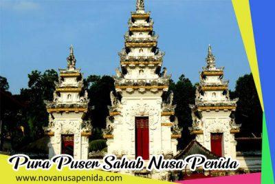 Pura Puser Sahab di Nusa Penida