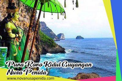 Pura Roro Kidul Guyangan di Nusa Penida