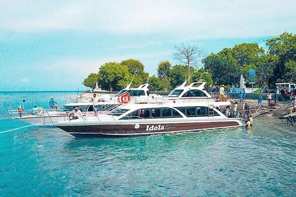 Harga Tiket Fast Boat ke Nusa Penida 2020