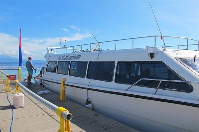 Mola-Mola Express Fast Boat 10 Fast Boat Terbaik ke Nusa Penida