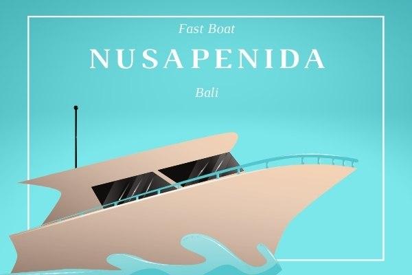 fast boat ke nusa penida 2021